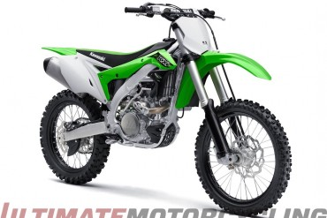 2016 Kawasaki KX450F Preview | More Power, Less Weight