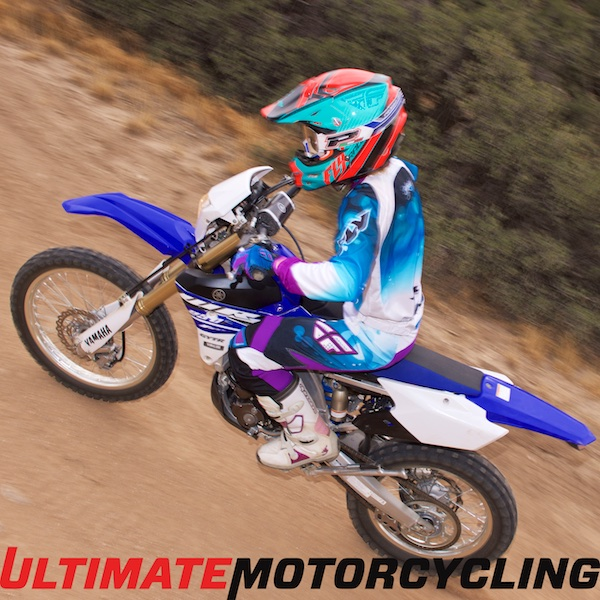 2015 Yamaha WR250F Review | Tolerant Dual-Sport Personality dirt