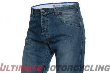Dainese P. Bonneville Regular Jeans Review short