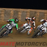 Du Quoin Mile Flat Track Results - Smith after Photo Finish