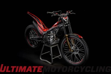 2016 Honda Montesa Cota 300RR Trials Motorcycle Unveiled