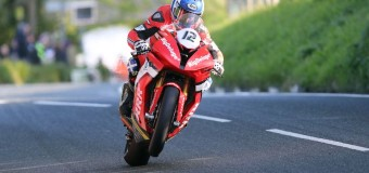 Keith Amor to Race Classic TT with Dunnell Racing