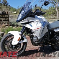 2015 KTM 1290 Super Adventure Test | Touring Monterey Bay