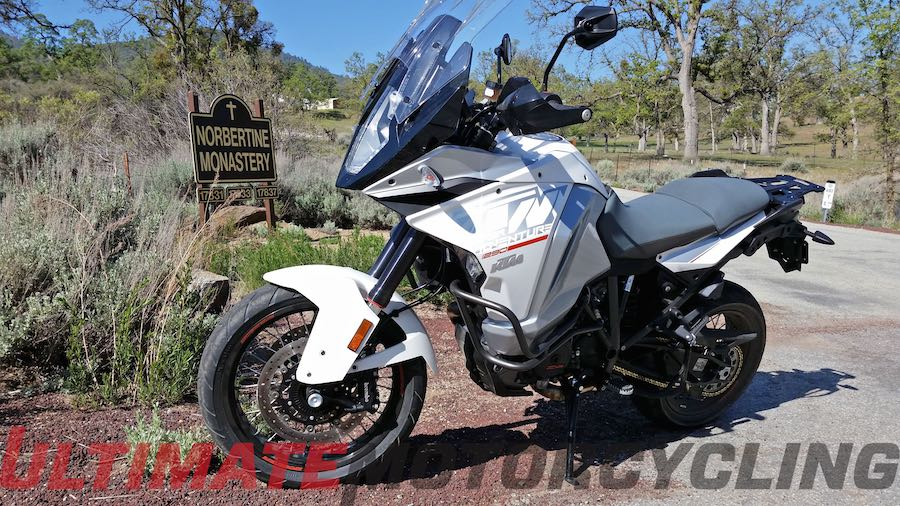 2015 KTM 1290 Super Adventure Review | Touring Monterey Bay