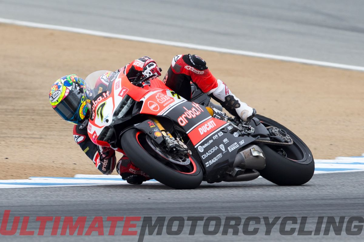 2015 Laguna Seca SBK Superpole | Davies Earns Debut Pole