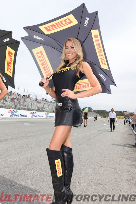 2015 Laguna Seca World Superbike Gallery | Bikes & Grid Girls