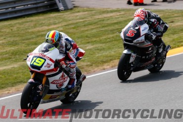 Sachsenring Moto2 2015 Results | Simeon Claims Debut Win