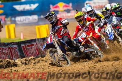 2015 Spring Creek 250 Motocross Results | Webb is Back Jeremy Martin
