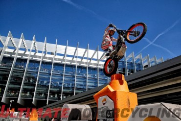 Toni Bou & Company Entertain at Campus Repsol | Video