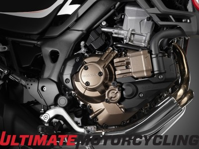 2016 Honda Africa Twin Specs & Gallery (36 Photos) engine