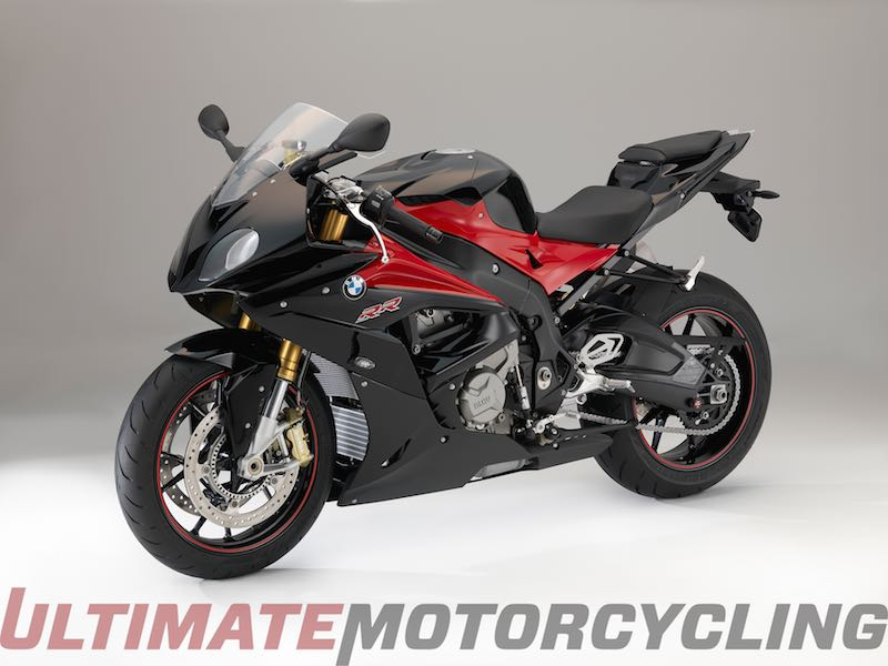 2016 BMW Motorcycle Updates Include S1000RR