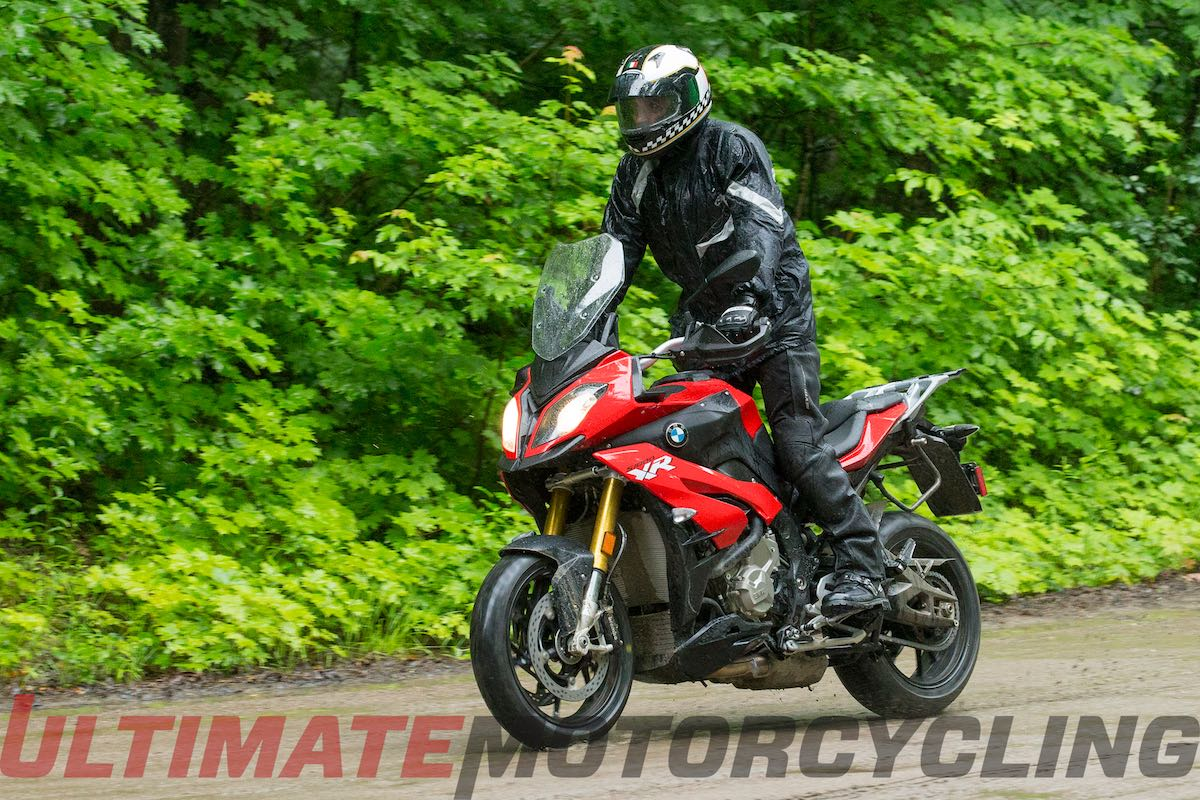 2016 BMW S1000XR Review | Debut Ride Review