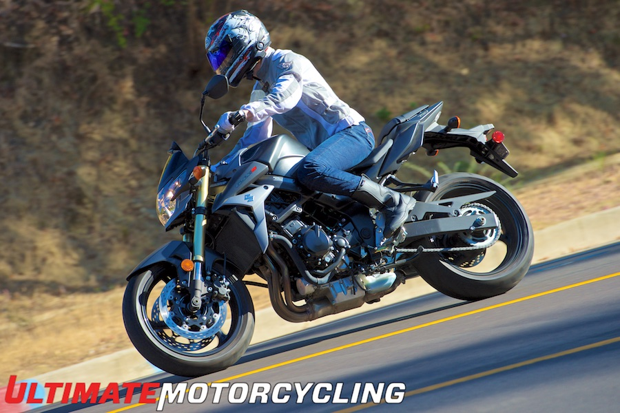 2015 Suzuki GSX-S750 Test | Commuter & Sport Review