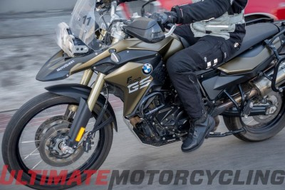Bates Footwear Adrenaline Boot Released | Motorcycle Gear F800GS