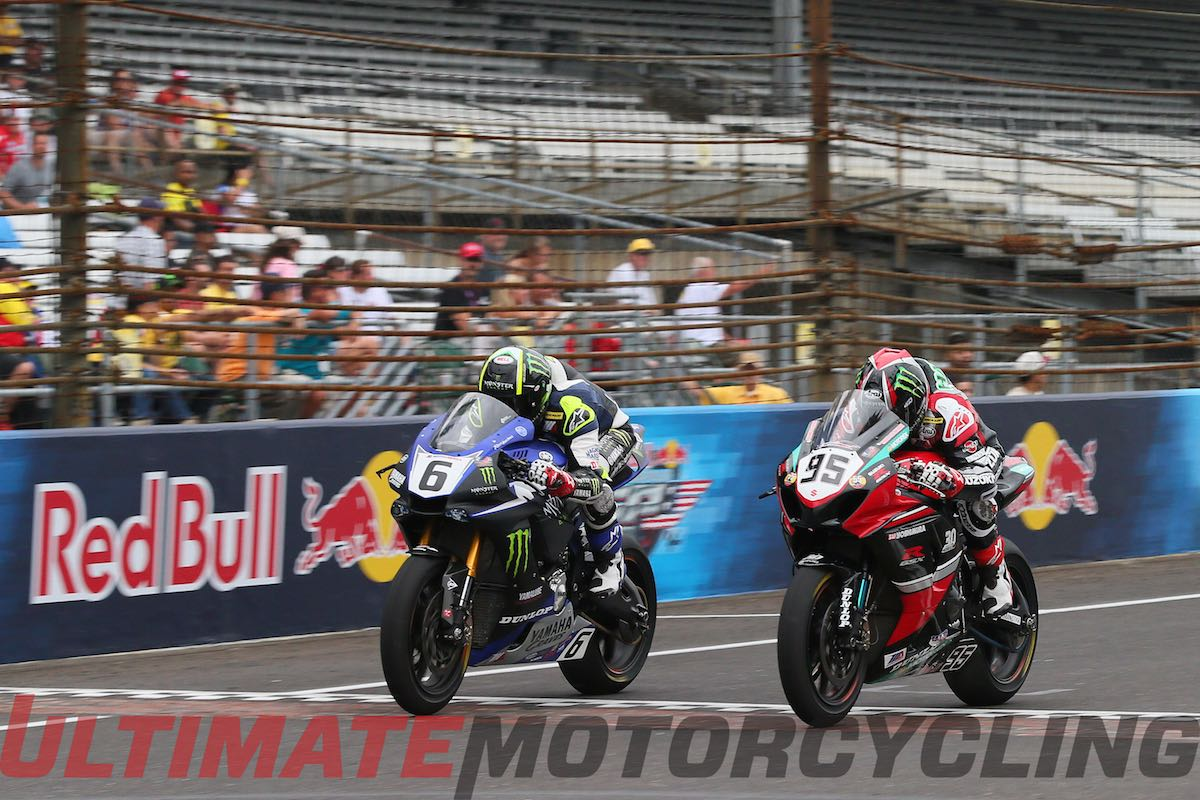 Indy MotoAmerica Superbike Results 2015 | Beaubier Doubles