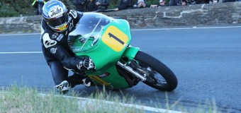 John McGuinness Heads Up 2015 500cc Classic TT Entry List