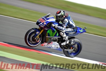 2015 Silverstone MotoGP Friday | Lorenzo Strikes First