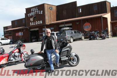 Sturgis Motorcycle Rally - The Week Before 42