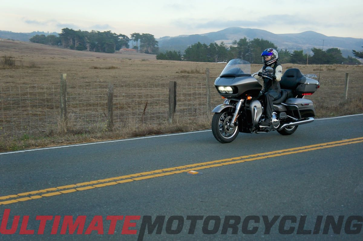 2016 Harley-Davidson Road Glide Ultra Review | First Ride left