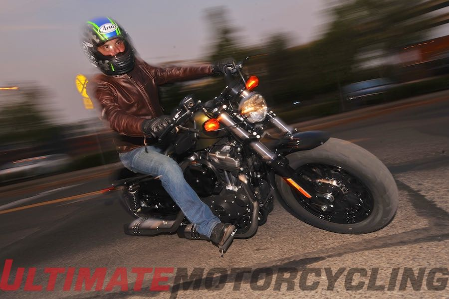 2016 Harley-Davidson Forty-Eight Review | Updated Sportster