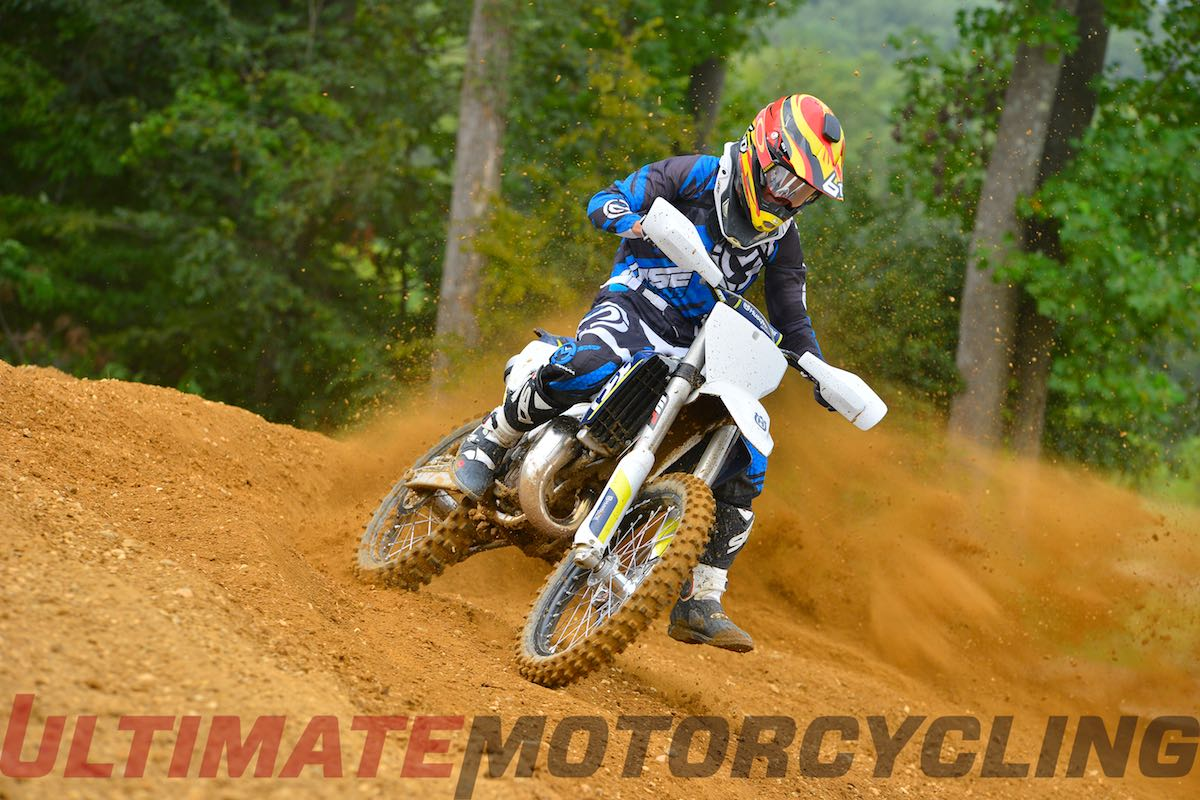 2016 Husqvarna TC 125 Review | First Ride Test