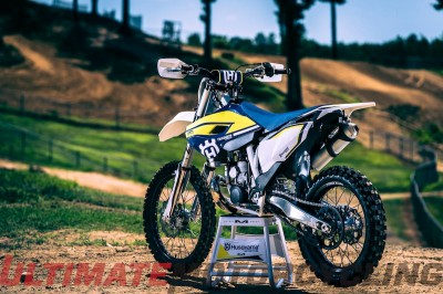 2016 Husqvarna TC 250 Review | First Ride Test