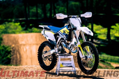 2016 Husqvarna TC 250 Review | First Ride Test right