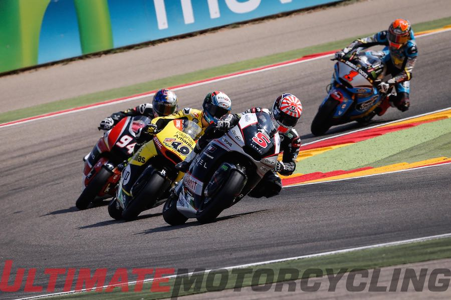 Moto2 Aragon 2015 Results | Zarco Denied Title