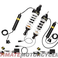 BMW R1200GS - Touratech Plug & Travel ESA Upgrade Shocks