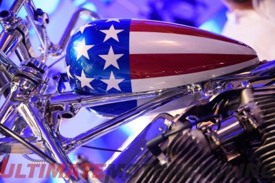 Easy Rider Movie Motocycle Captain America (Peter Fonda)