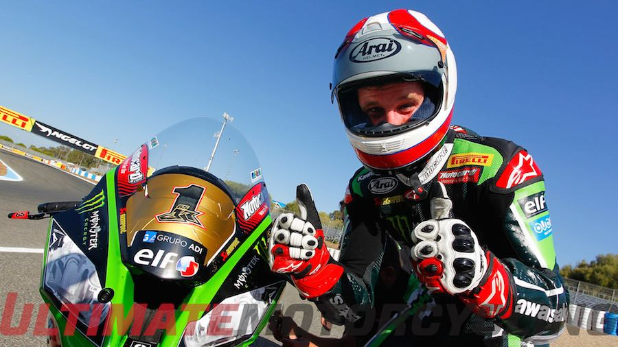 Jonathan Rea - 2015 World SBK Champion