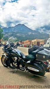 2015 Kawasaki Vulcan 1700 Voyager Review | Sturgis Tour Colorado Mountains