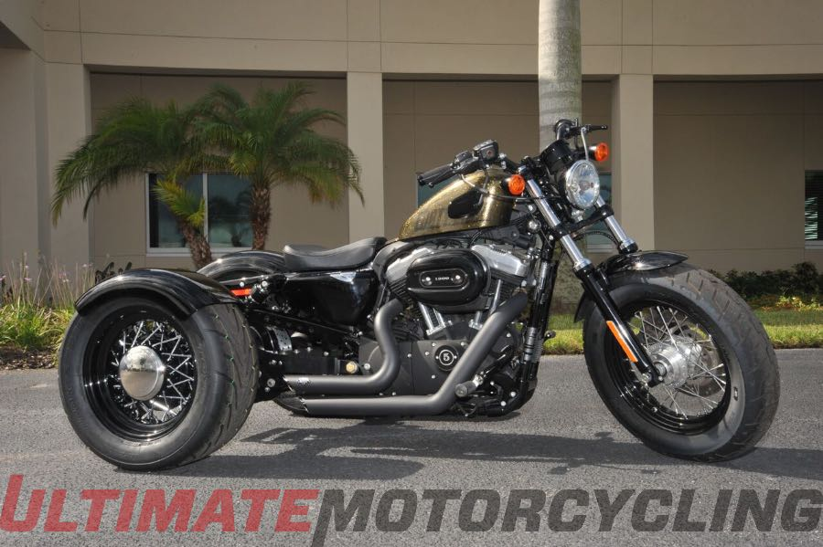 Yelvington Designs Releases Harley-Davidson Trike Conversion