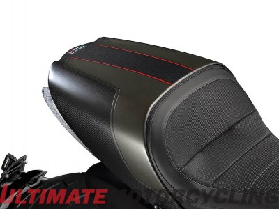 2016 Ducati Diavel Carbon seat cover