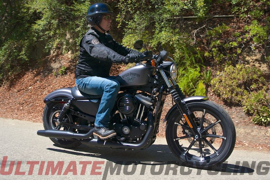 2016 Harley-Davidson Iron 883 Review | First Ride Test