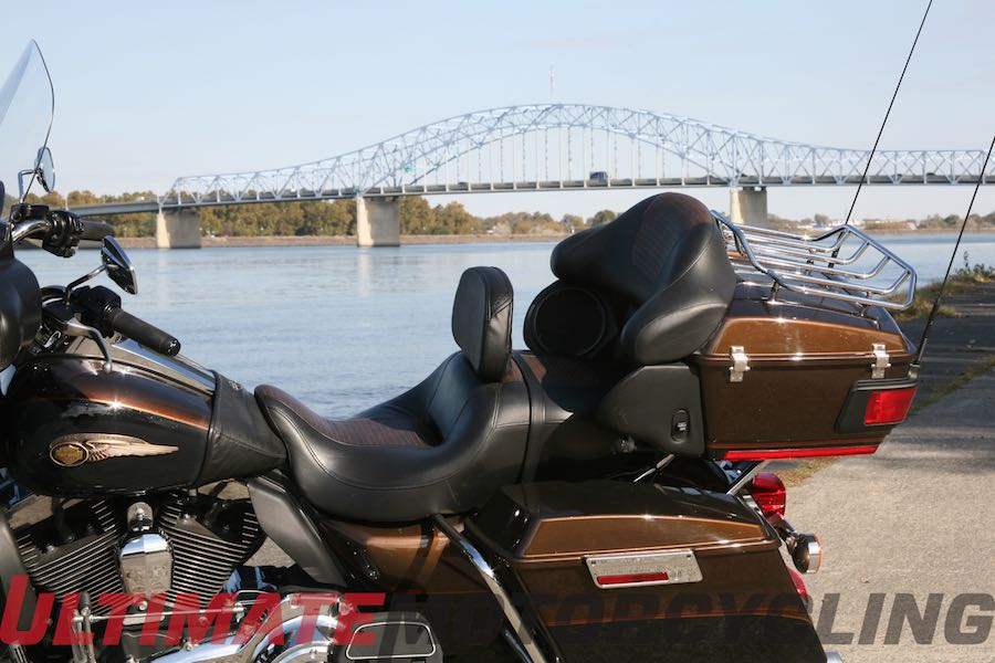 Harley-Davidson Road King Classic Style Backrest | Review