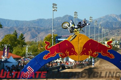 James Stewart Wins Red Bull Straight Rhythm