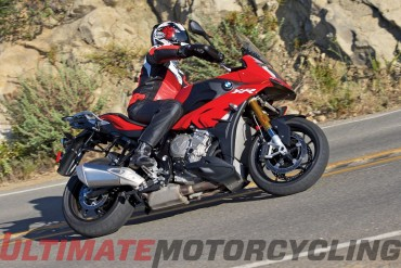 2016 BMW S 1000 XR Dynamic Package | Review