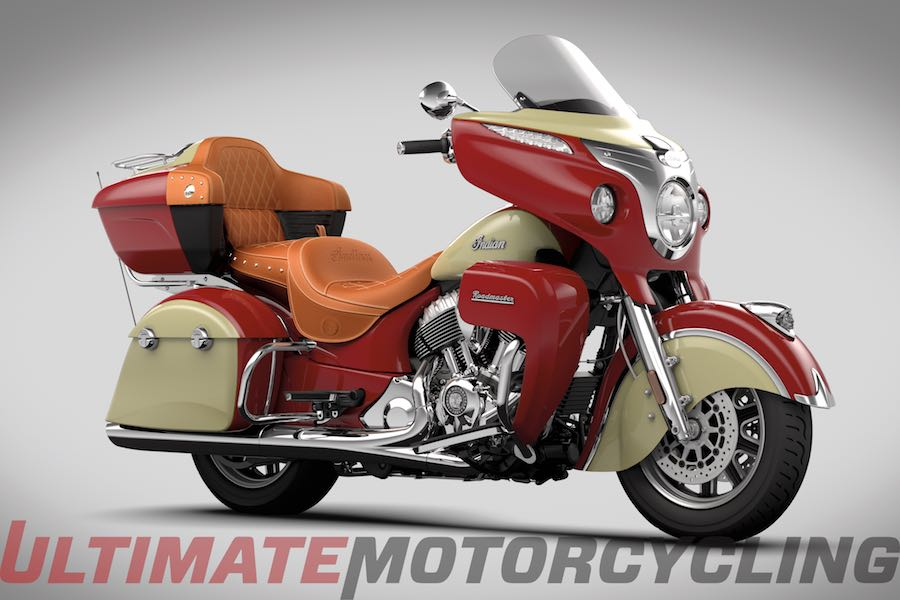 2016 Indian Roadmaster | Motorcycle Buyer's Guide