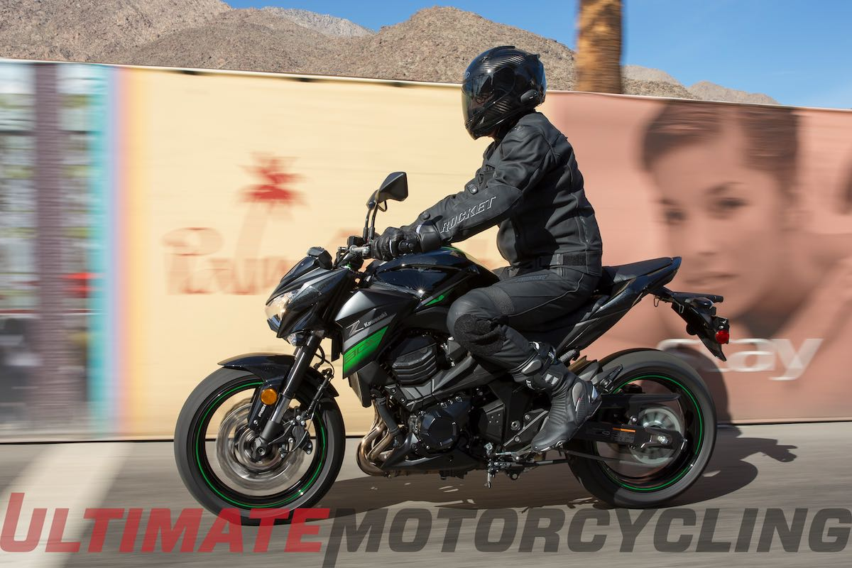2016 kawasaki z800 review | chip off the old block
