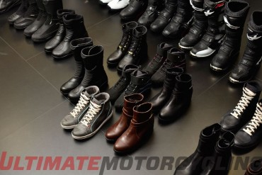 2016 TCX Motorcycle Boots Collection to AIMExpo