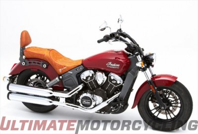 Indian Scout Corbin Seat Released | Dual Touring Saddle