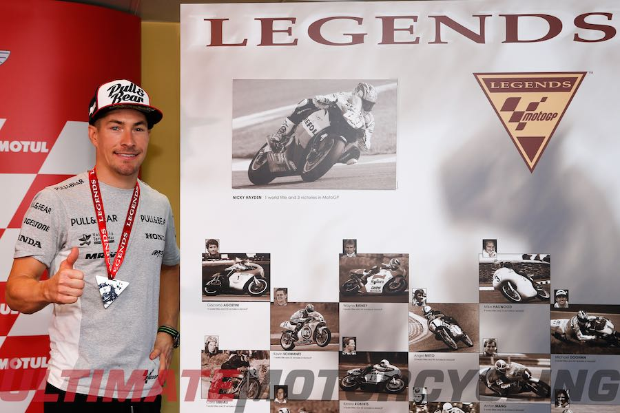 Nicky Hayden - 22nd MotoGP Legend Says Goodbye