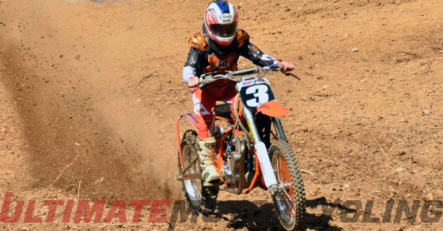 Hillclimb Rider Phil Libhart to Race Superprestigio