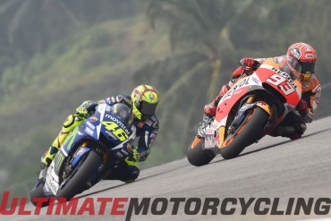 Rossi vs. Marquez - Yamaha Responds to HRC