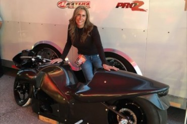 Valerie Thompson Returns to NHRA Drag Racing in 2016