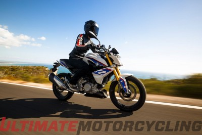 2016 BMW G 310 R weight