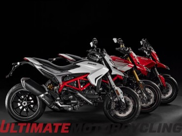 2016 Ducati Hypermotard 939 Arrives with SP & Hyperstrada