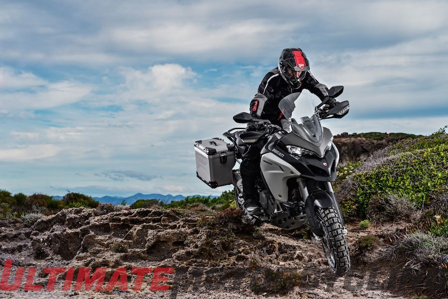2016 Ducati Multistrada Enduro price
