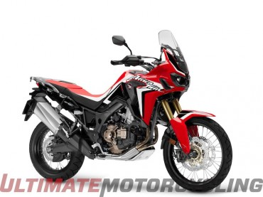 2016 Honda Africa Twin CRF1000L Colors